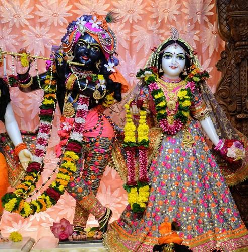 ISKCON GEV Wada Deity Darshan 19 Dec 2019