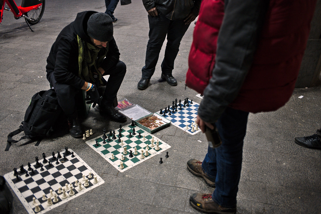 game theory | Alexandre Dulaunoy | Flickr
