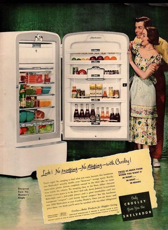 Crosley 1950