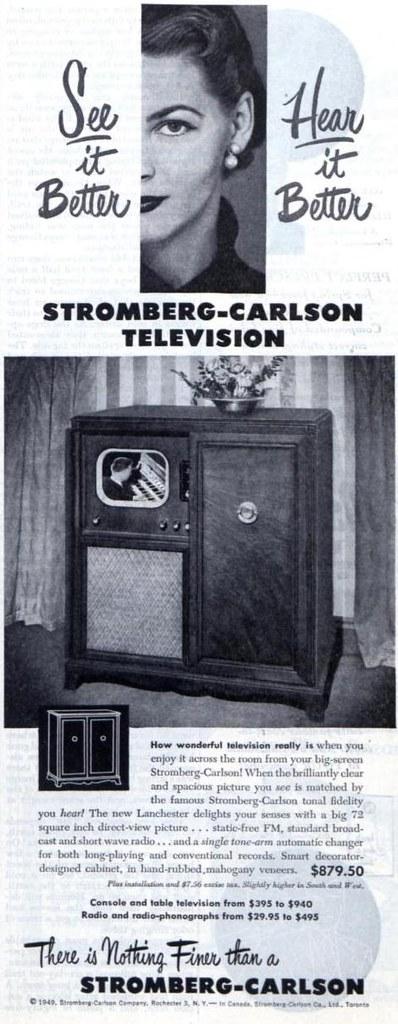 Stromberg-Carlson 1949