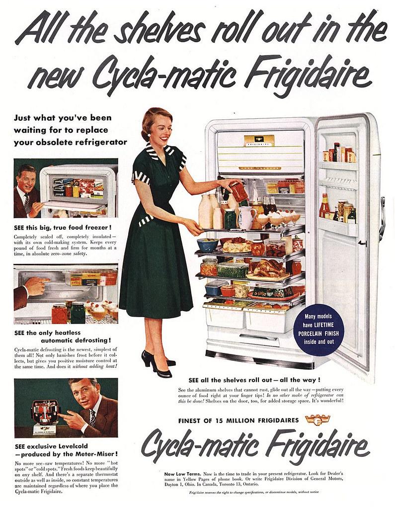 Frigidaire 1952