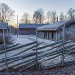 Skara, Fornbyn, December 15, 2016