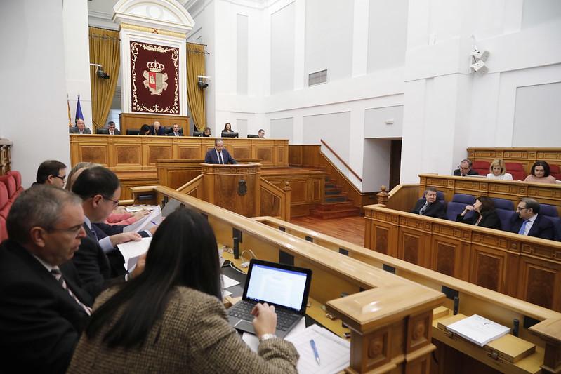 Pleno de Presupuestos