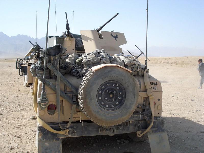 M1151 HMMWV 4