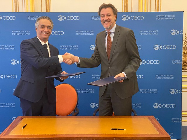 Jordan signs landmark agreement to strengthen its tax treaties