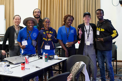 Qiskit Camps are an immersive experience that consists of training sessions, deep technical talks, and a hackathon alongside the Qiskit core development team. At Qiskit Camp 2019, pictured here, attendees collaborated with quantum researchers and computer scientists to connect with the larger global quantum community.