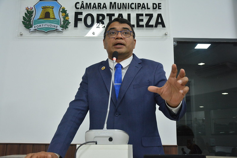 Vereador Sargento Reginauro