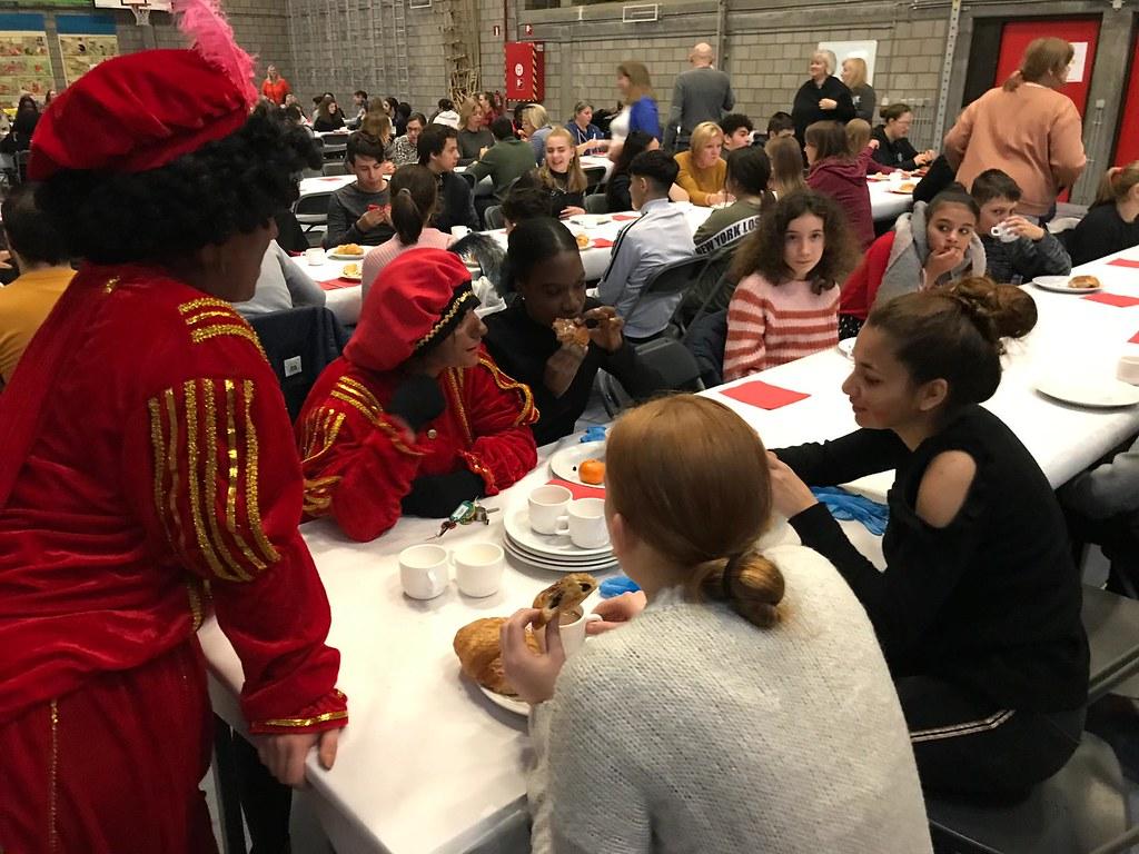 Sinterklaasontbijt 2019