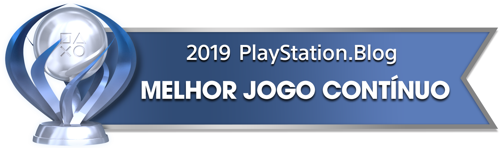 PS Blog Game of the Year 2019 - Best Ongoing Game - 1 - Platinum
