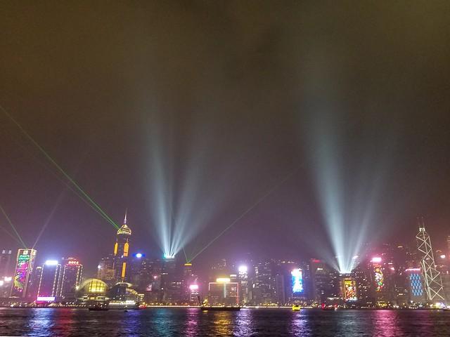 Symphony of Lights 幻彩詠香江