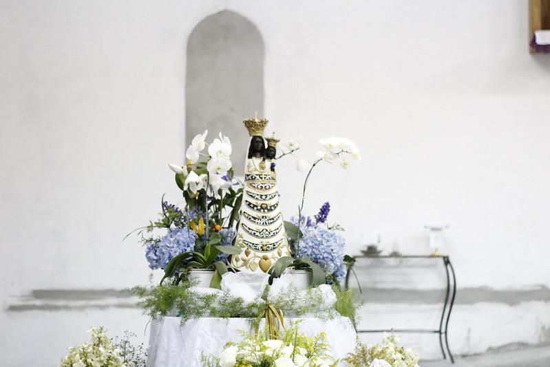 Missa com a Imagem Peregrina de Nossa Senhora do Loreto