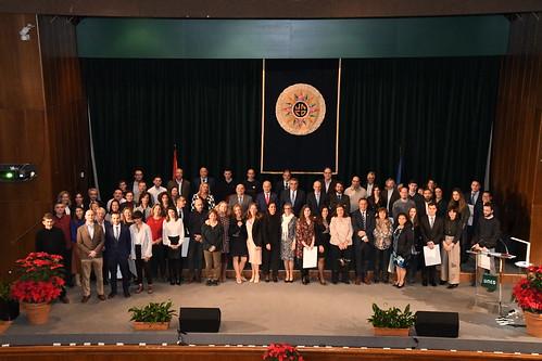 Premios del Consejo Social de la UNED - 2019