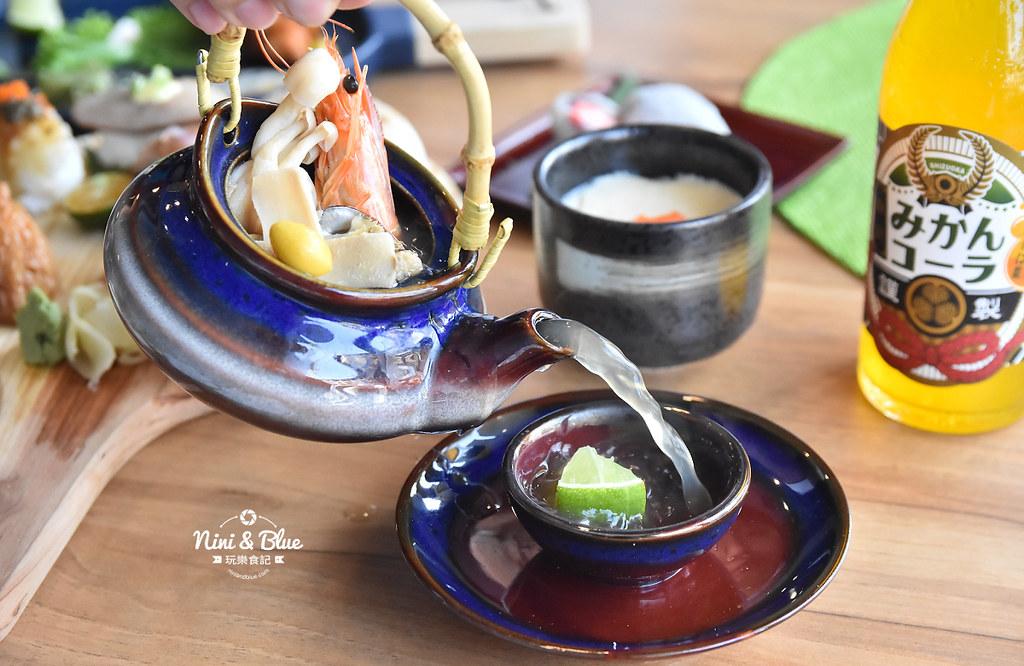 望月家 台中平價壽司  日式料理 菜單價位45