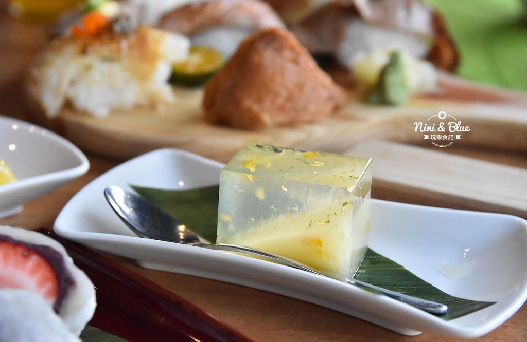 望月家 台中平價壽司  日式料理 菜單價位40