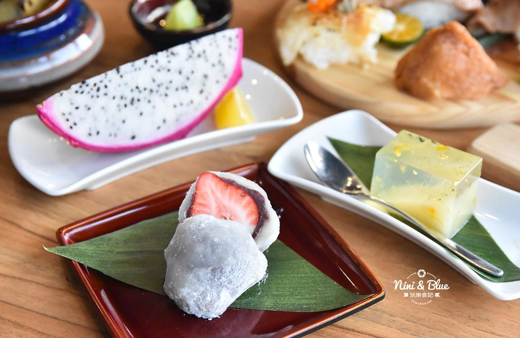 望月家 台中平價壽司  日式料理 菜單價位39