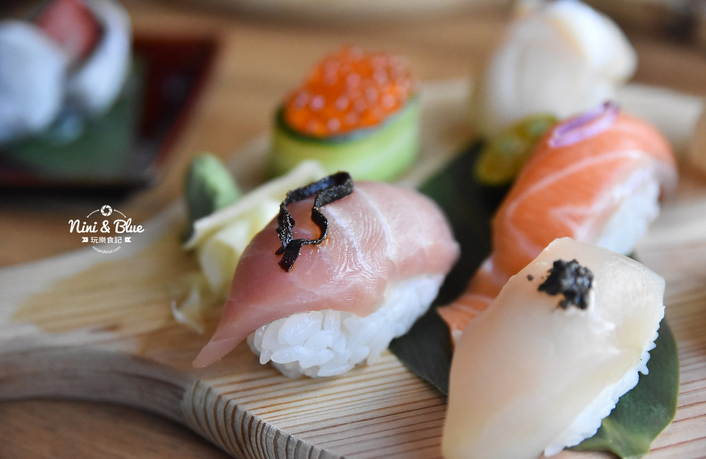 望月家 台中平價壽司  日式料理 菜單價位33