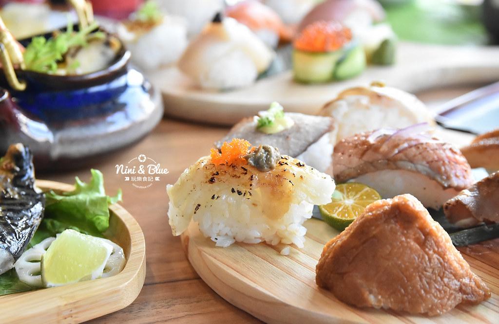 望月家 台中平價壽司  日式料理 菜單價位30