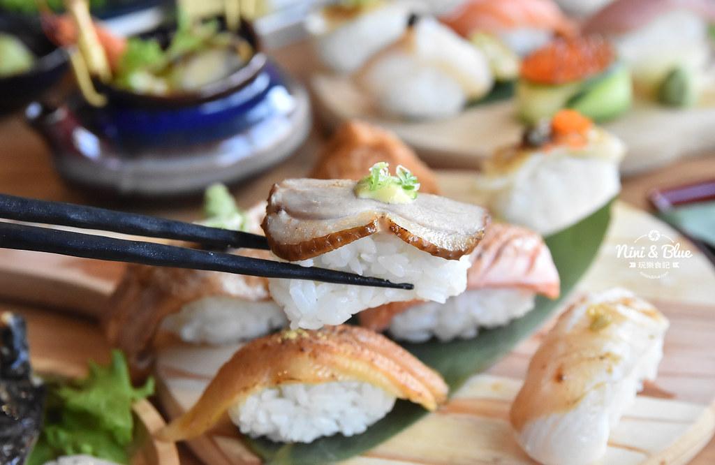 望月家 台中平價壽司  日式料理 菜單價位29