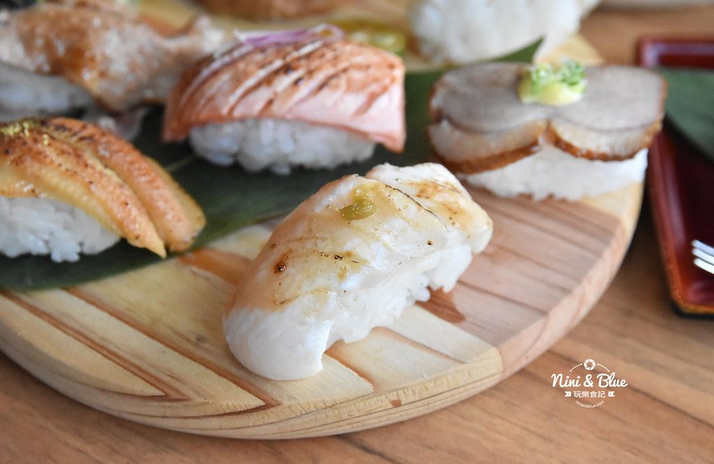 望月家 台中平價壽司  日式料理 菜單價位28