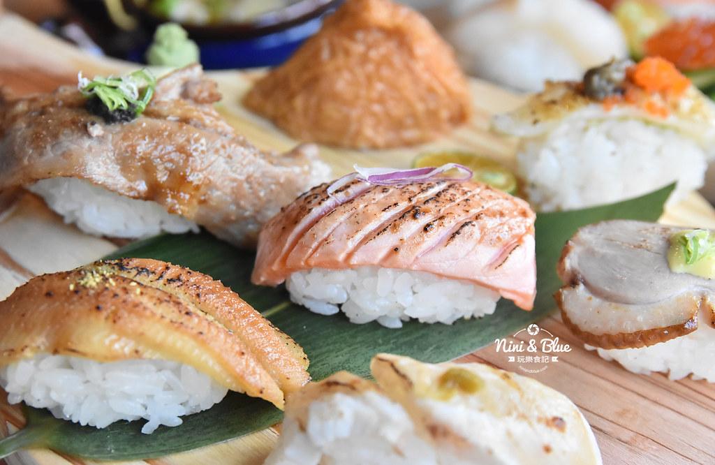 望月家 台中平價壽司  日式料理 菜單價位25