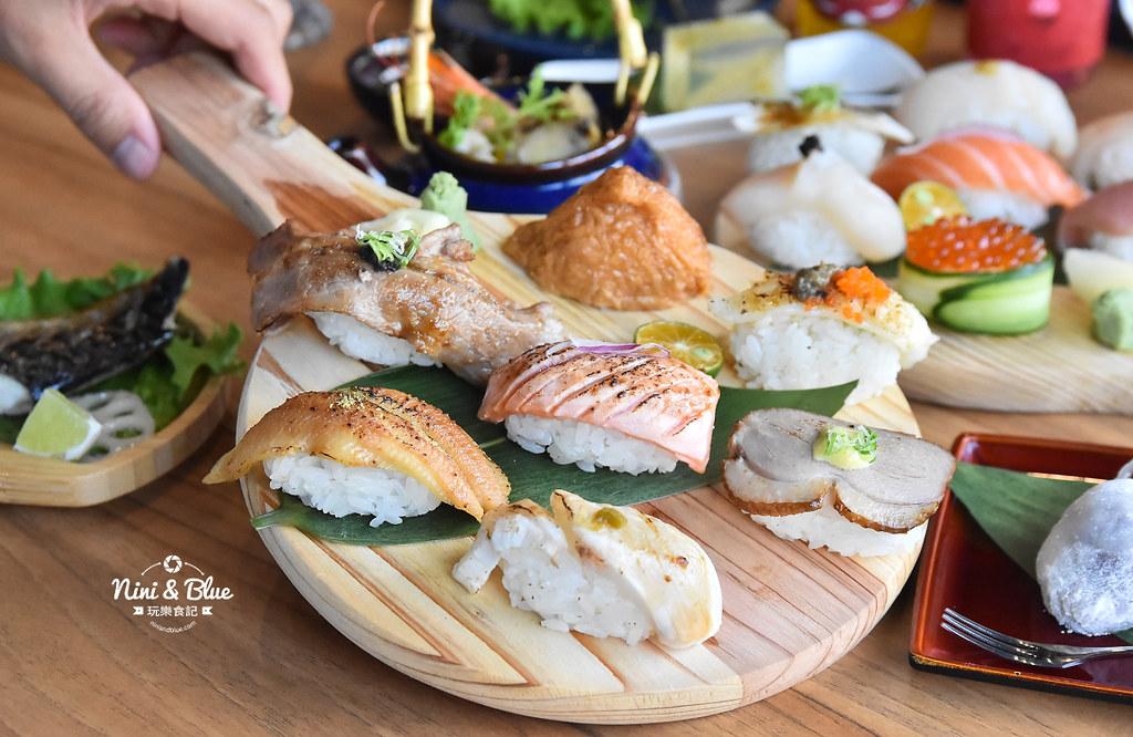 望月家 台中平價壽司  日式料理 菜單價位24