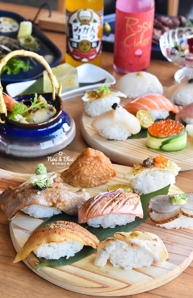望月家 台中平價壽司  日式料理 菜單價位23