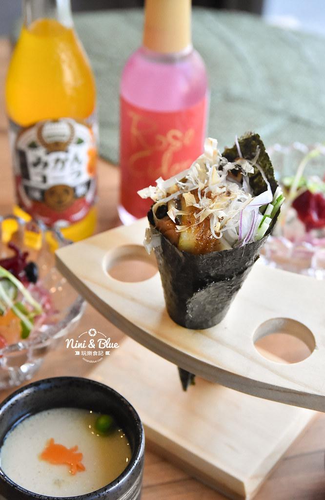 望月家 台中平價壽司  日式料理 菜單價位11