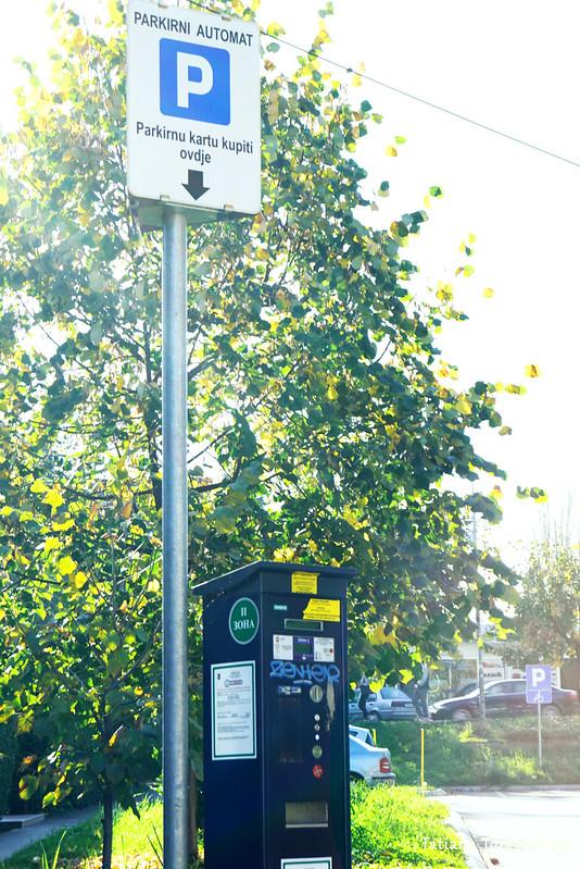 Паркоматы в Баня Луке
