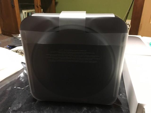 Mac Mini 2018  and 2012