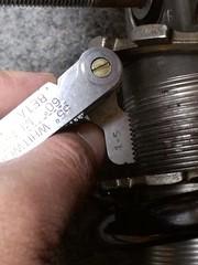 GSX-R1100WS spring adjuster pitch