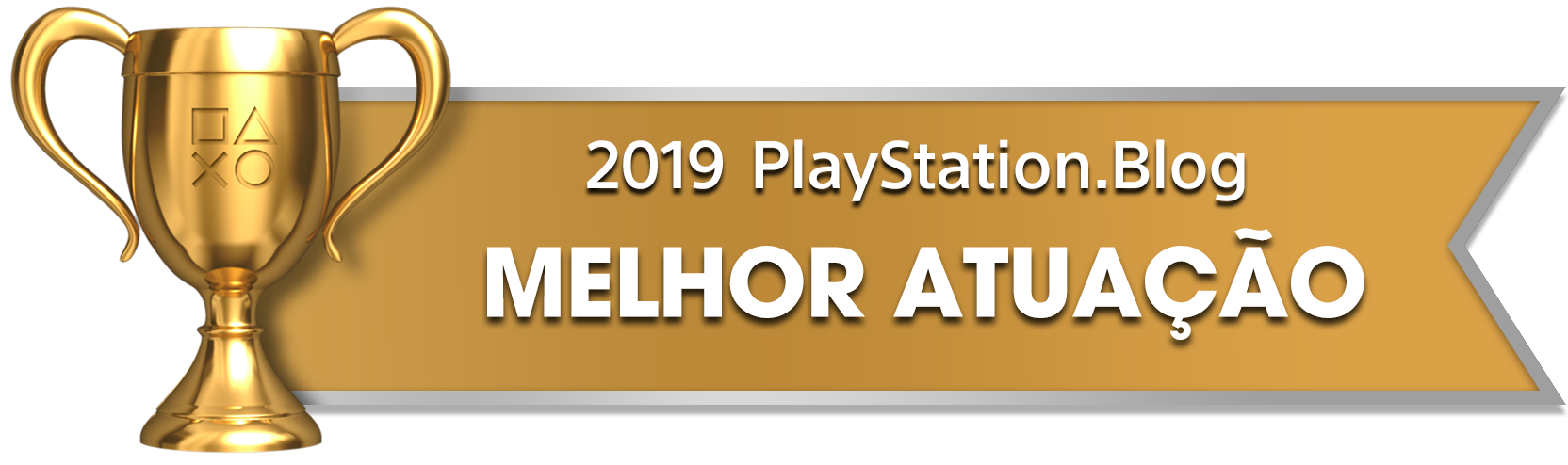 PS Blog Game of the Year 2019 - Best Performance - 2 - Gold