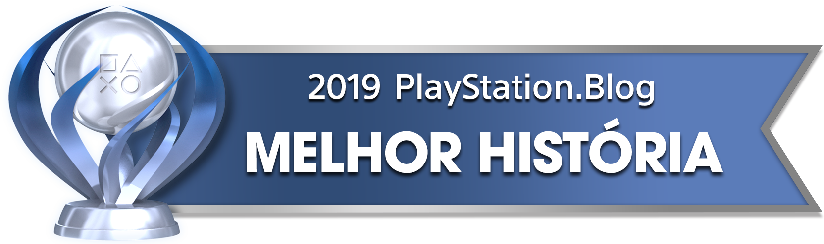 PS Blog Game of the Year 2019 - Best Narrative - 1 - Platinum