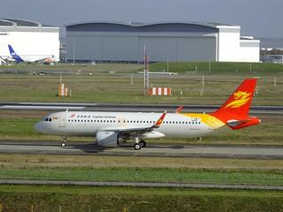 Capital/HNA A320neo F-WWDI MSN9460