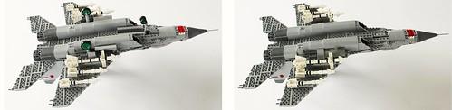 MiG-29 Landingear