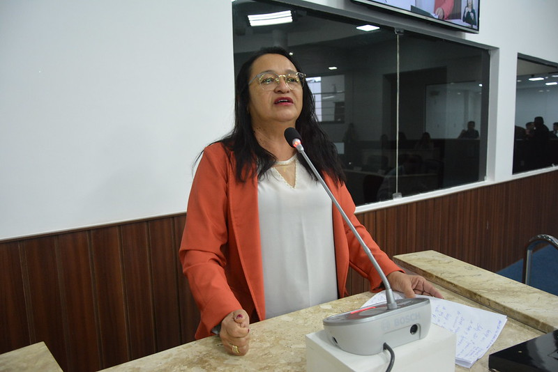 Vereadora Ana do Aracapé