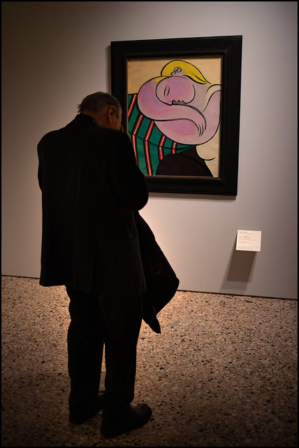 Sleeping with Picasso
