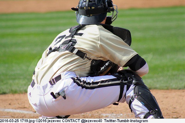 2016-03-25 1719 COLLEGE BASEBALL Western Michigan at Butler
