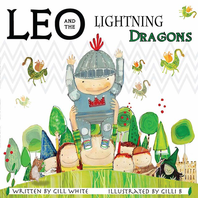 Leo And The Lightning Dragons Cover