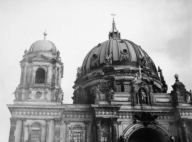 Caffenol: Berliner Dom