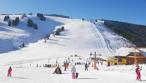 Panoramatické lyžování v RUŽOMBEROKU s 30% slevou za 485 Kč