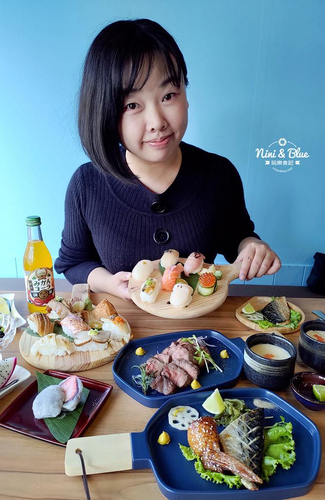 望月家 台中平價壽司  日式料理 菜單價位47