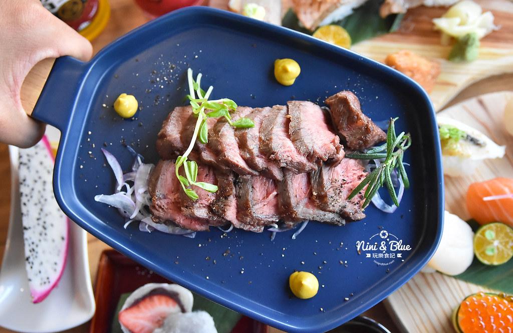 望月家 台中平價壽司  日式料理 菜單價位43