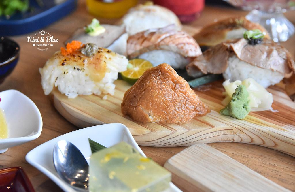 望月家 台中平價壽司  日式料理 菜單價位42