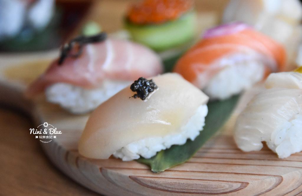 望月家 台中平價壽司  日式料理 菜單價位34