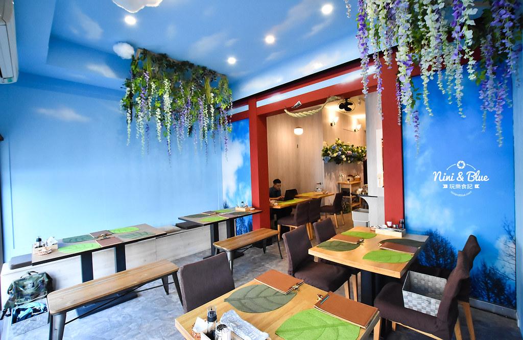 和食望月家 台中平價壽司  日式料理 菜單價位03