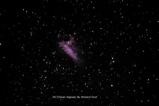 M17 (Swan Nebula)