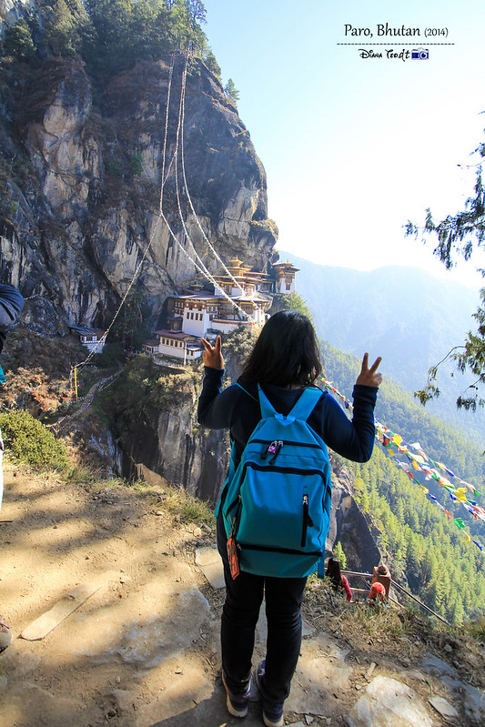 Bhutan Day 3 - Paro Taktsang Tiger Nest 5