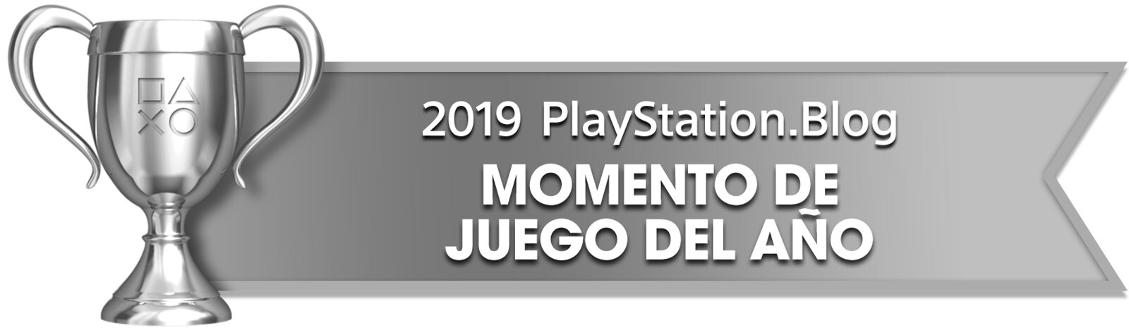 PS Blog Game of the Year 2019 - Gaming Moment of the Year - 3 - Silver