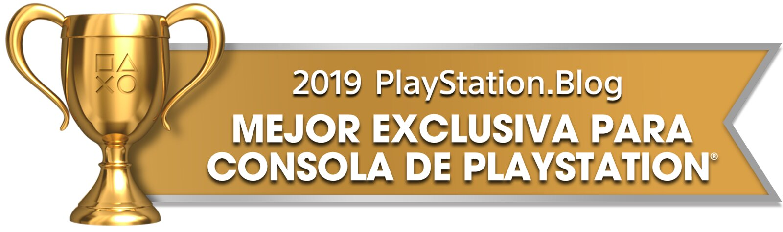 PS Blog Game of the Year 2019 - Best Console Exclusive - 2 - Gold