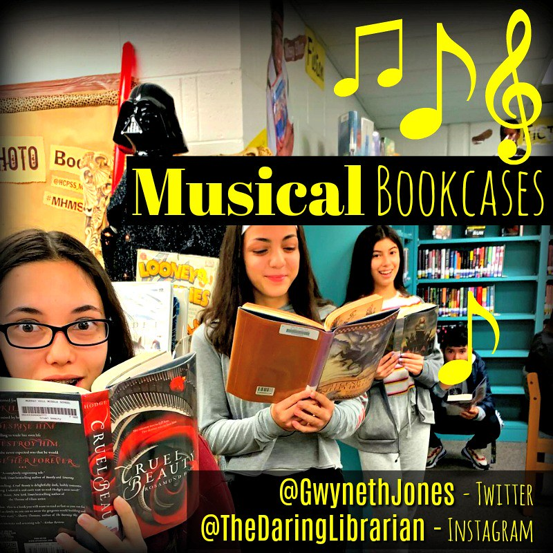 Musical Bookcases